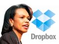 dropbox,  Condoleezza Rice, snowden