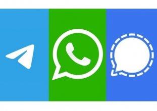 signal telegram whatsapp hangisini kullansak
