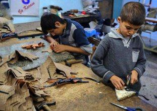 çocuklar ucuz işgücü kaynağı