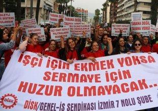 DİSK-AR işçiler büyümeden pay alamadı
