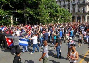 Küba ile dayanışma yükseliyor ABD'ye tepkiler artıyor