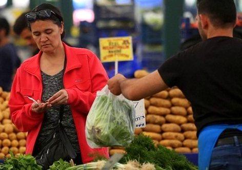 gıda fiyatlarındaki artış yüzde elliye dayandı