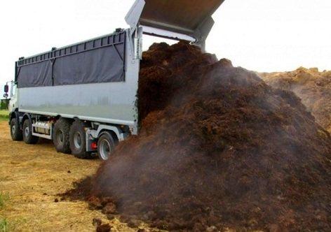 gübre kamyonları servet taşıyacak